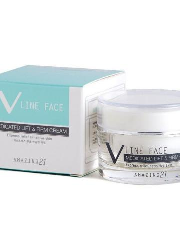 AMAZING21 - V Line Face Medicated Lift & Firm Cream 20ml