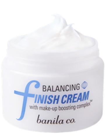 BANILA CO - Finishing & Boosting Balancing Finish Cream 50ml 50ml