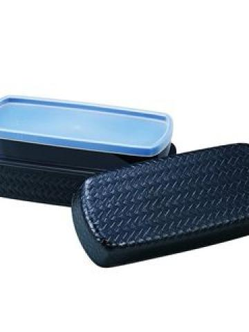 Hakoya Ajiro Mens Lunch Box Kuro