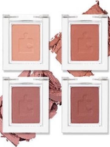 HOLIKA HOLIKA - Piece Matching Shadow MATT - 23 Colors #MBR03 Milk Cocoa