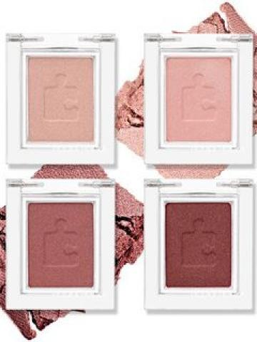 HOLIKA HOLIKA - Piece Matching Shadow (Shimmer) (23 Colors) #SBR04 Glam Musk