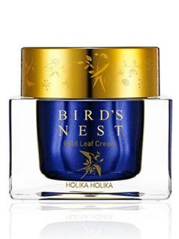 HOLIKA HOLIKA - Prime Youth Birds Nest Gold Leaf Cream 55ml 55ml