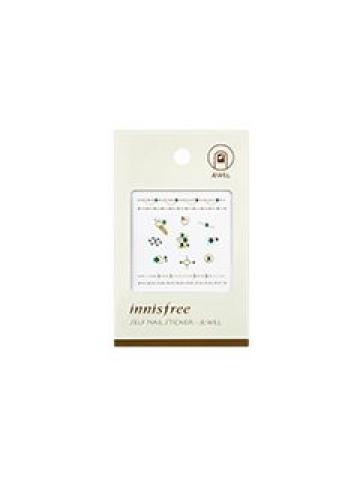 innisfree - Self Nail Sticker - Jewel (#5 May Green Emerald) 1 pc