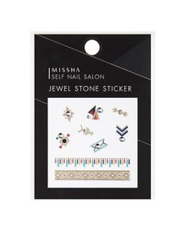 MISSHA - Self Nail Salon Jewel Stone Sticker (#4 Gypsy) 1 pc