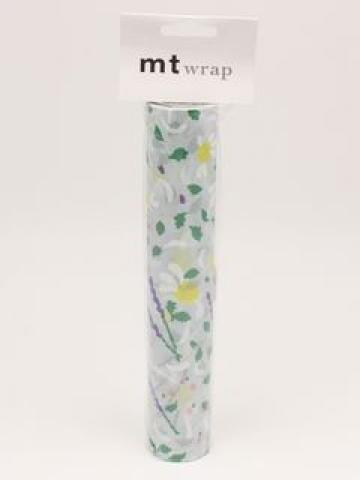 mt Masking Tape : mt wrap mina perhonen pleasure herb (for Refill)