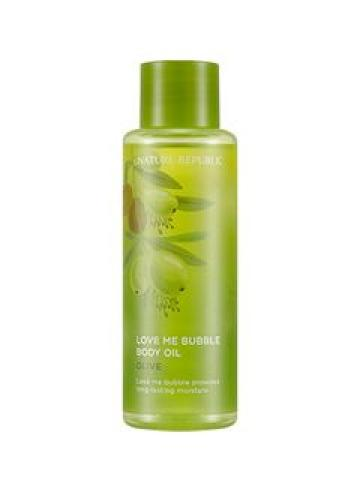 NATURE REPUBLIC - Love Me Bubble Body Oil (Olive) 155ml 155ml