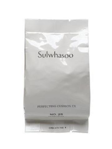 Sulwhasoo - Perfecting Cushion EX SPF50+ PA+++ Refill Only (10 Colors) #25 Sand (Pink)