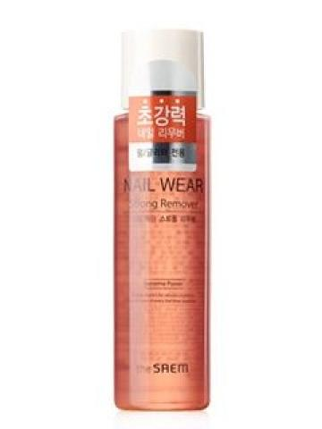 The Saem - Nail Wear Strong Remover 150ml 150ml