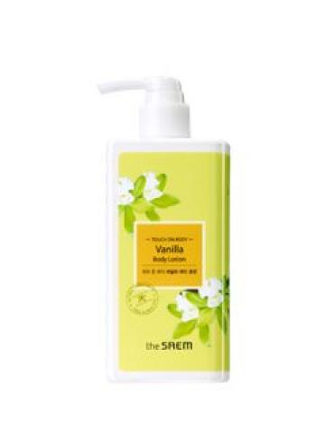 The Saem - Touch On Body Vanilla Body Lotion 300ml 300ml
