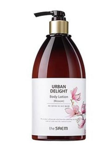 The Saem - Urban Delight Body Lotion (Blossom) 400ml 400ml