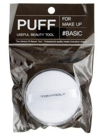 TONYMOLY - Case Powder Silky Puff 1 pc